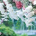 [婚禮佈置]湖畔戶外主題婚禮@烏來La Villa景觀餐廳