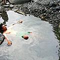 宜蘭秘境-野溪溫泉