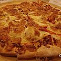 2012.09.06 Double cheese 手工窯烤披薩