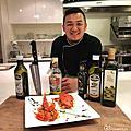 20151111秋季限定海鮮饗宴-小惡魔萬里蟹細扁麵、帝王蟹肉酪梨波夏塔