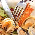 體驗美味。捷運新埔站{Oyami cafe}板橋美食鬆餅義大利麵牛排,吃貨們的夢幻下午茶