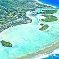 南緯9度~庫克群島Cook Islands