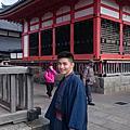 Jan. 2016 京阪和服體驗