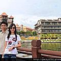 2010馬來西亞(Day 5):飯店跑跳、紅糟雞福州菜、台北