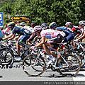 Giro d'Italia 2011年 4站的過程照