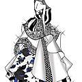 lady gaga婚紗禮服