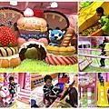 106-11-16.台北信義-貝兒絲親子樂園(市府館)-讓小孩們進入甜點王國~