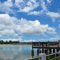 金門湖池泉庫