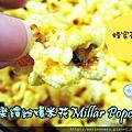 【宅配美食體驗】米樂繽紛爆米花 Millar Popcorn蜂蜜芥末味