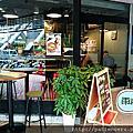 【台北大安─美食】藍岩咖啡光復店