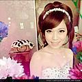 2013芳芳婚宴造型