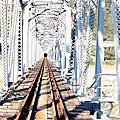 台中 泰安舊鐵橋
