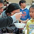 2011年1月15日親子烹飪課:環遊世界之義大利饗宴~雞肉焗通心粉+義大利什錦蔬菜湯