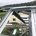 C型鋼屋頂