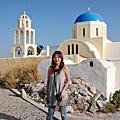 2007 希臘‧愛情海 - 9/3 Santorini的清晨