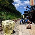 2011.08.20平溪鐵道一日遊