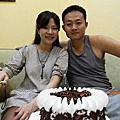 2014.11.01 大灰熊慶生之蛋糕篇