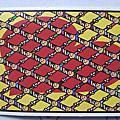 明信片-「排排坐」