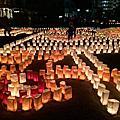 2014秋。博多明灯