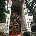 福岡博多七月祭典。山笠祭り