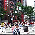 五月黃金週福岡必看的どんたく(dontaku)祭典。