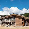 在福岡縣鄉下的京都町發現安藤忠雄・伊良原学園