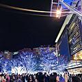 2019博多站前耶誕樹點燈儀式・博多駅イルミネーション2019