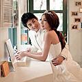 2012婚紗型錄拍攝