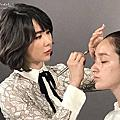 新浪微博-美妝節目[MISS愛漂亮]拍攝花絮