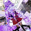 聖誕裝置藝術揭幕活動
