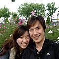 20100403 永安花園的波斯花海