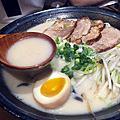 [台南-北區]山本堂日式拉麵∥吃飽飽可免費加麵兩次!