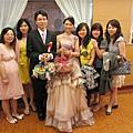 美儀結婚照片
