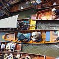 2012-曼谷高山路、水上市場
