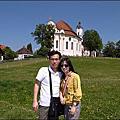 德瑞之旅~威斯教堂(wieskirche)20110525