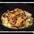 照燒雞菜飯