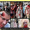 墨爾本殭屍遊行