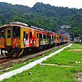 2013-06-15 機車行旅。懷舊台鐵平溪線