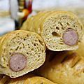 德式香腸麵包