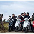 2011.12.31  跨年 at 花蓮牛山呼庭