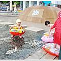 20120616-沒玩到水的((自來水博物館))之行。
