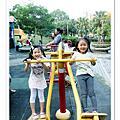 20151017-南屯公園「爬聚」。