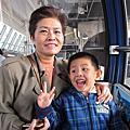 銘銘第一次出國:香港