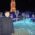 20121125 九州輕旅行 豪斯登堡夜晚