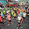 2013台灣米倉田中馬拉松