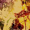 影像重疊創作022 --- Audrey Hepburn