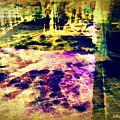 影像重疊創作 071 --- 台北街景
