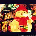 影像重疊創作079 --- 耶誕快樂!