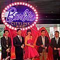 2016.12.01    Citylink 南港店Barbie 派對開趴了!