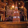 2016.12.02 耶誕街景(三)「台北東方文華酒店」--- 「聖誕分享愛,熊熊愛上你」拍照合影活動 + 「2016年度聖誕樹創意拍攝比賽」